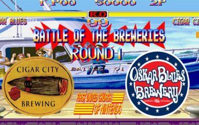 CCB vs. Oskar Blues – FUCN Battle of the Breweries