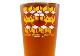 Lowry Parcade Pint Glass