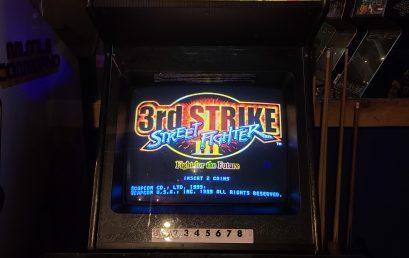 Street Fighter 3rd Strike