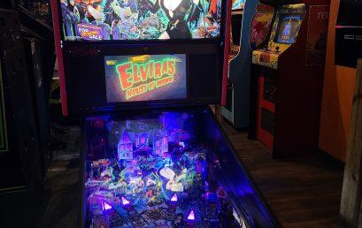 Elvira House Of Horrors Premium Pinball