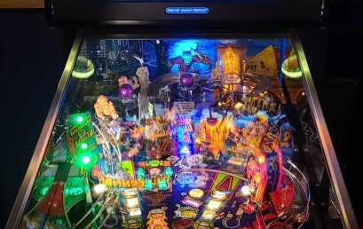 Monster Bash Remake Special Edition Pinball