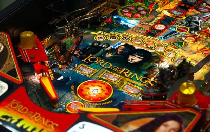 Lord Of The Rings Pinball