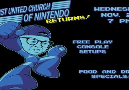 First United Church of Nintendo Returns!