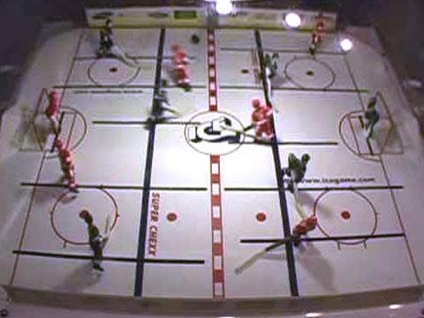 Bubble Hockey