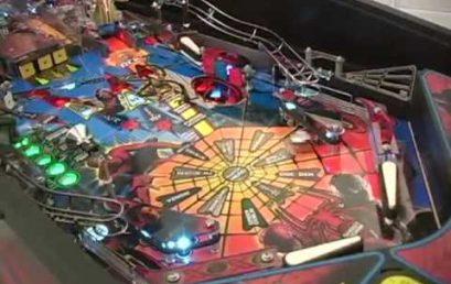 Spider-Man Pinball
