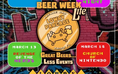 Tampa Bay Beer Week 2021