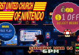 First United Church of Nintendo