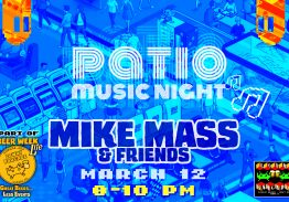 Patio Music with Mike Mass