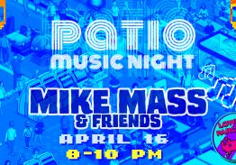 Patio Music – Mike Mass