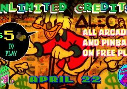 Unlimited Credits