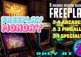 Free Play Mondays