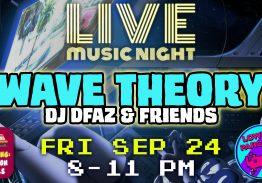 _wavetheory_ Mike Mass, DJ DFAZ, and Crew