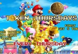 Token Thursdays