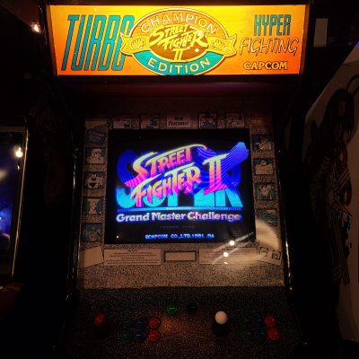 Street Fighter 2 Super Turbo