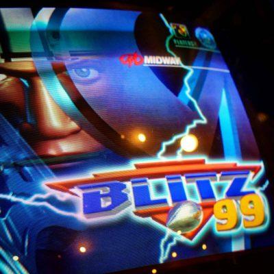 NFL Blitz 99 4-Player