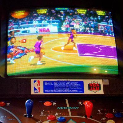 NBA Jam 4-Player