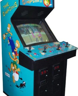 Simpsons 4-Player