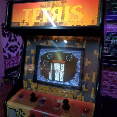 Tetris 2-Player